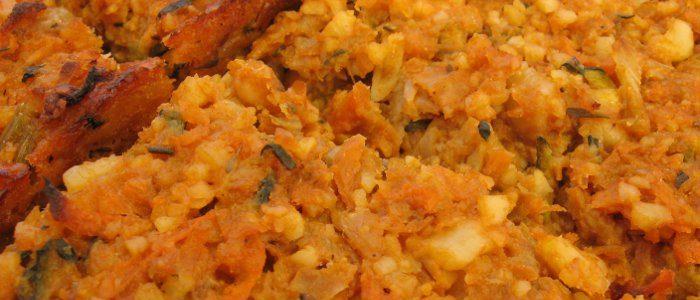 Gluten Free Creamy Cashew Roast | Fairfoods Vegan Catering