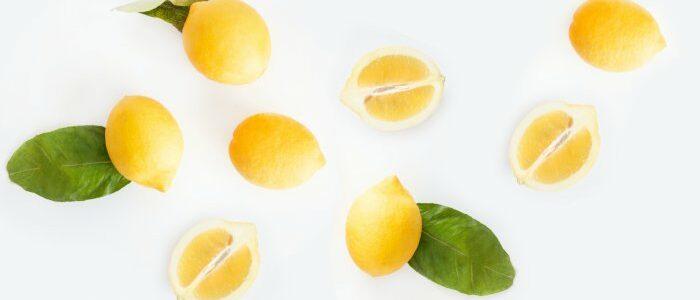 Lemons for Vegan Pancakes | Fairfoods