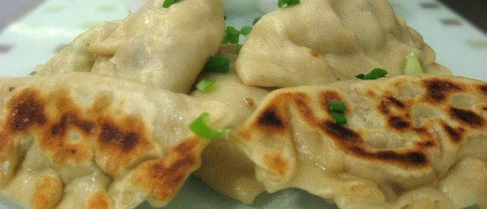 Chinese Pot Stickers   Fairfoods Vegan Catering