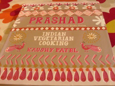 Prashad: Indian Vegetarian Cooking