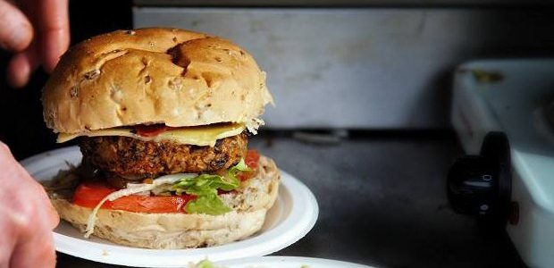 Our Vegan Burger Recipe - Fairfoods