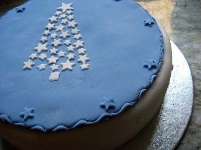 christmas cake, vegan