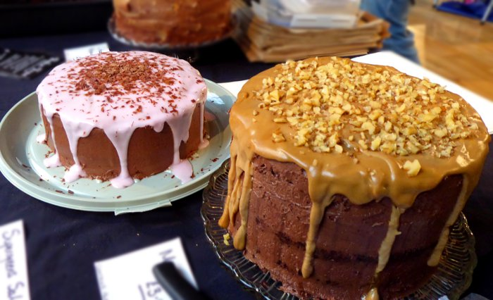 Bake Free - Exeter Vegan Market 10-2pm, Sat 13th October
