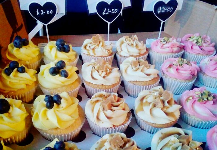 Peach Love and Bananas - Exeter Vegan Market 10-2pm, Sat 13th October