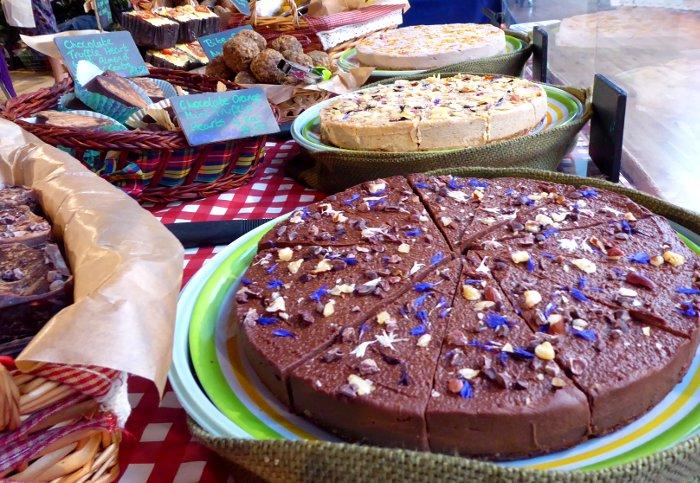 Nature's Treats - Exeter Vegan Market 10-2pm, Sat 13th October
