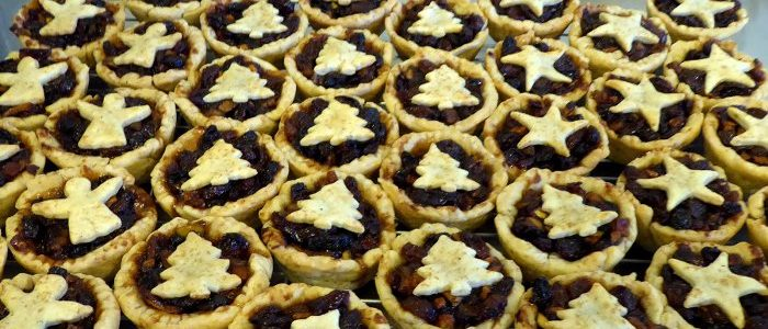 Christmas Mince Pies, Vegan