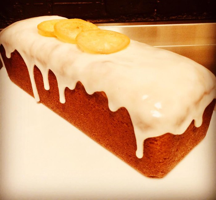 Bake Free Lemon Drizzle