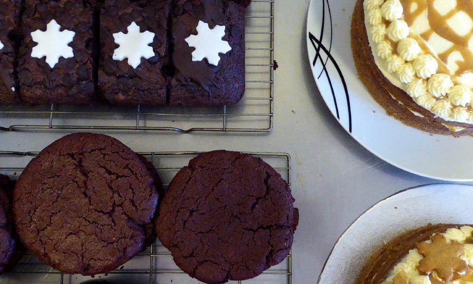 Vegan Brownie Cookies Cakes | Fairfoods