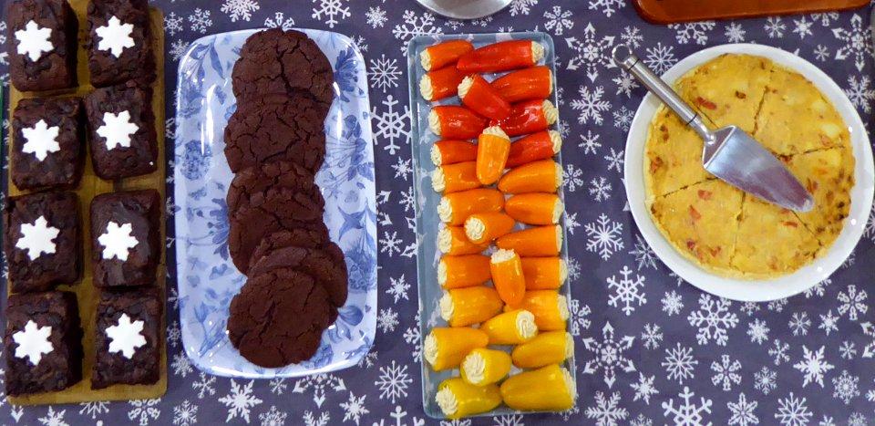 Vegan Brownies Cookies Cheeze and Pie | Fairfoods