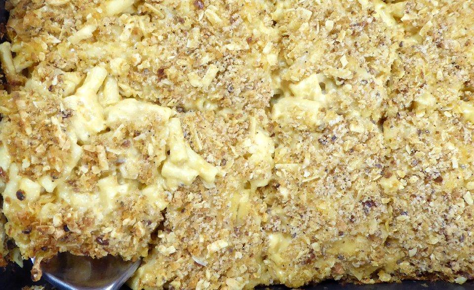 Vegan Mac N Cheese | Fairfoods