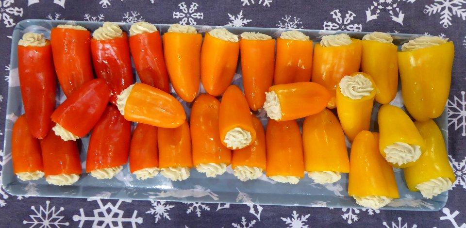 Vegan Stuffed Peppers | Fairfoods