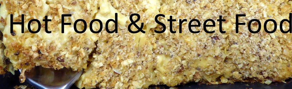 Link to Sample Menus - Hot Buffets & Street Food