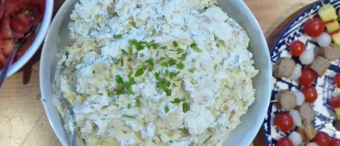 Potato Salad | Fairfoods Vegan Catering