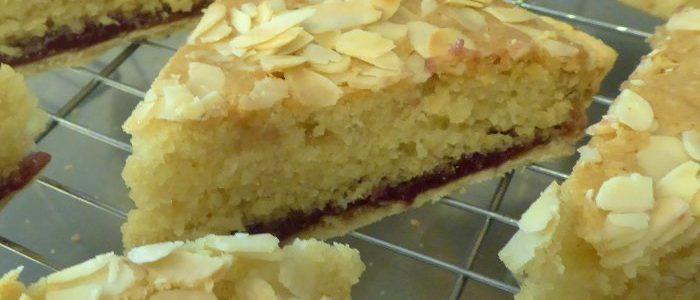 Bakewell Tart | Fairfoods Vegan Catering