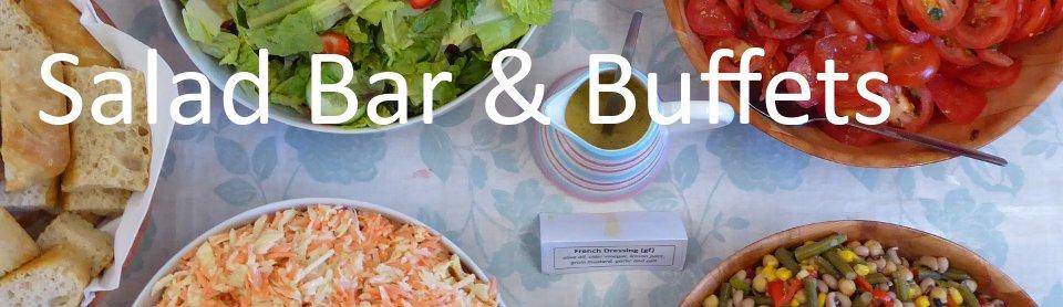 Salad Bar & Buffets | Fairfoods Vegan Catering