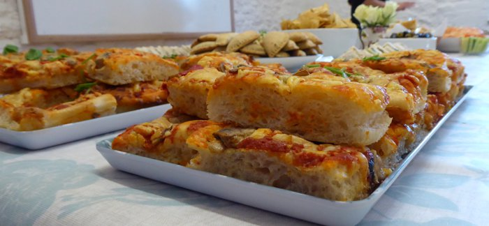 Vegan Pizza | Fairfoods